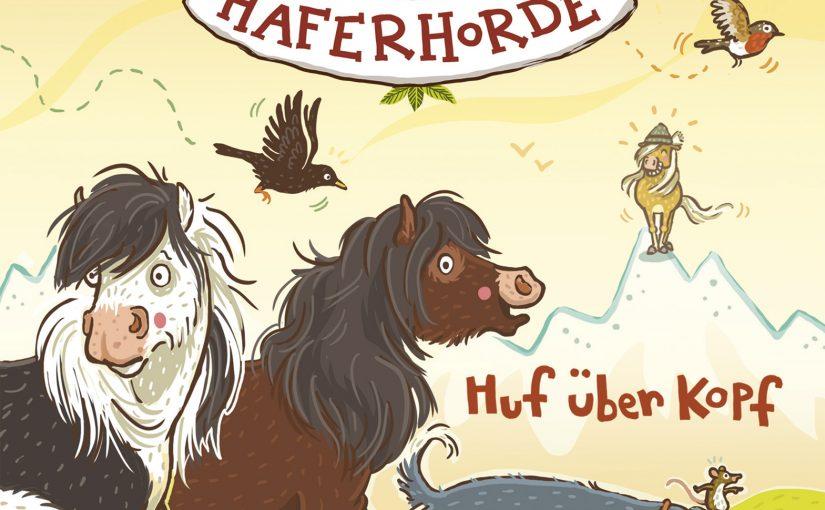 Band 7 der Reihe HAFERHORDE ist da!