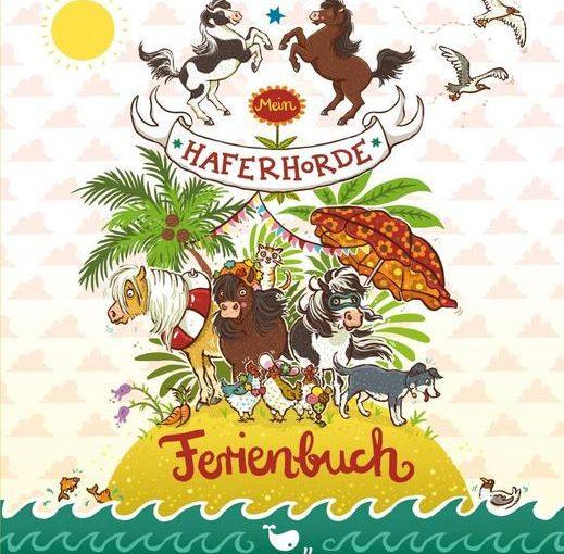 Ganz neu: Ein Haferhorde-Ferienbuch !