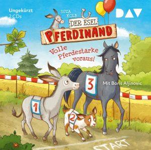 der-esel-pferdinand-teil-3-volle-pferdestaerke-voraus-kolb-suza-9783742401809